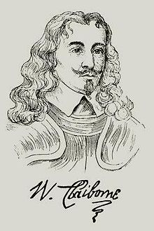 William Claiborne (1600 – 1677)